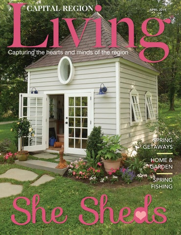 Crl April 2019 By Capital Region Living Magazine Issuu
