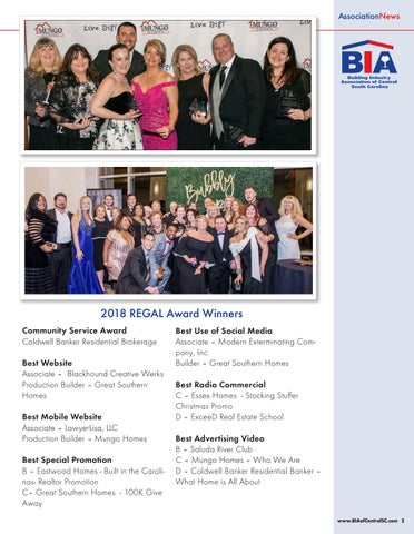 Page 5 of 30th REGAL Awards