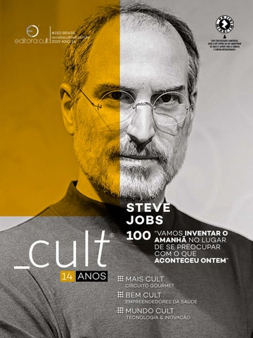 b25d076f4 Cult 150  Steve Jobs by Revista Cult - issuu