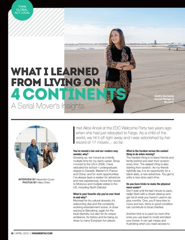 Page 38 of Think Global, Act Local: What I Learned from Living on 4 Continents