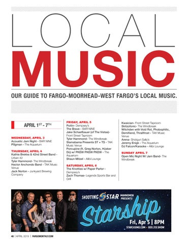Page 50 of Local Music + Trivia