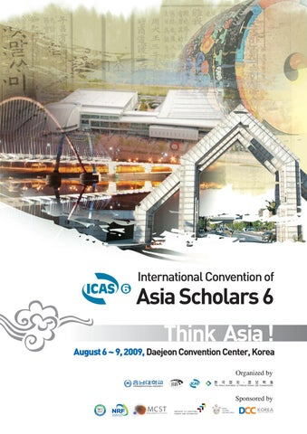 ICAS 6 by International Institute for Asian Studies - issuu