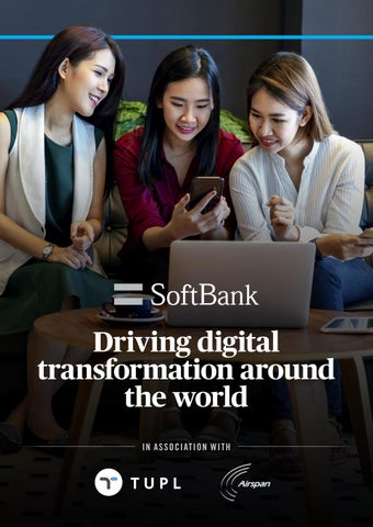 SoftBank brochure – April 2019 by Business Review Asia - issuu