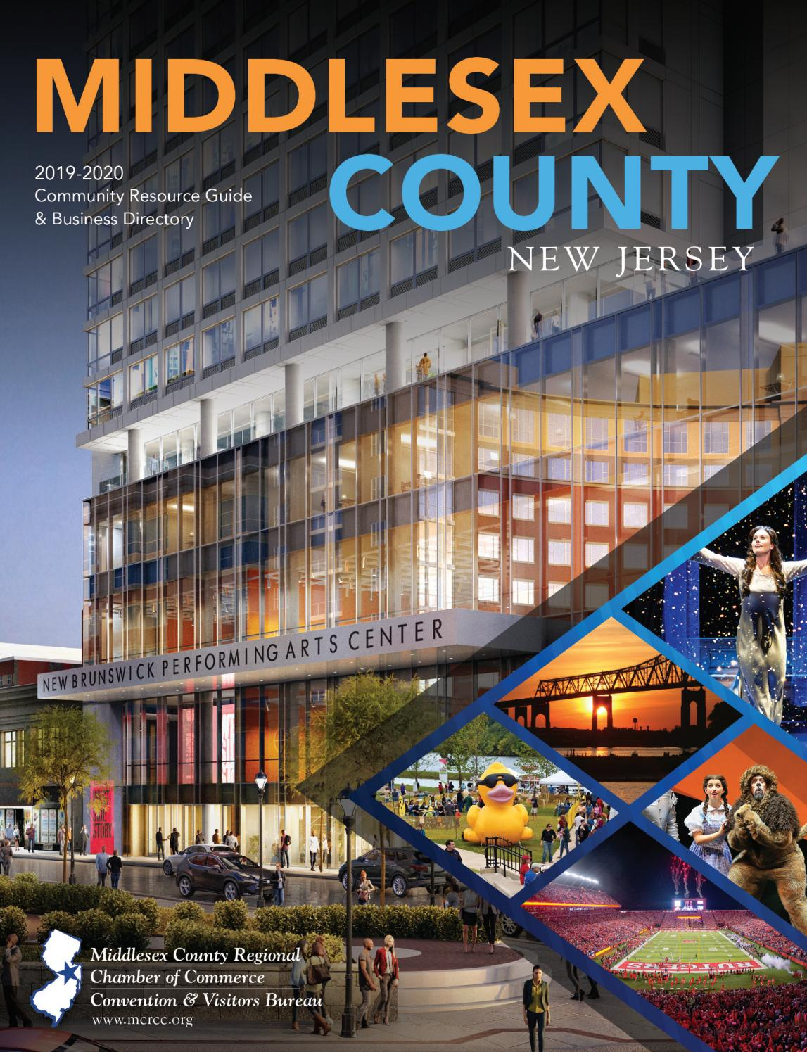 The Middlesex County, New Jersey 2019/20 Community Resource Guide