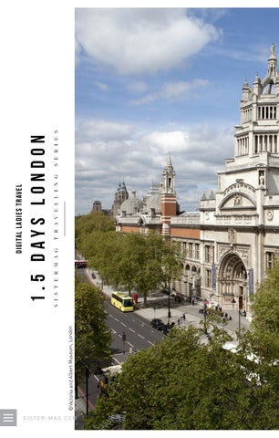 Page 106 of Digital Ladies Travel: 1.5 days in London