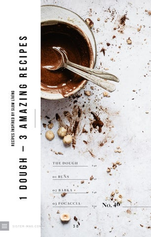 Page 38 of 1 Dough – 3 Amazing Recipes