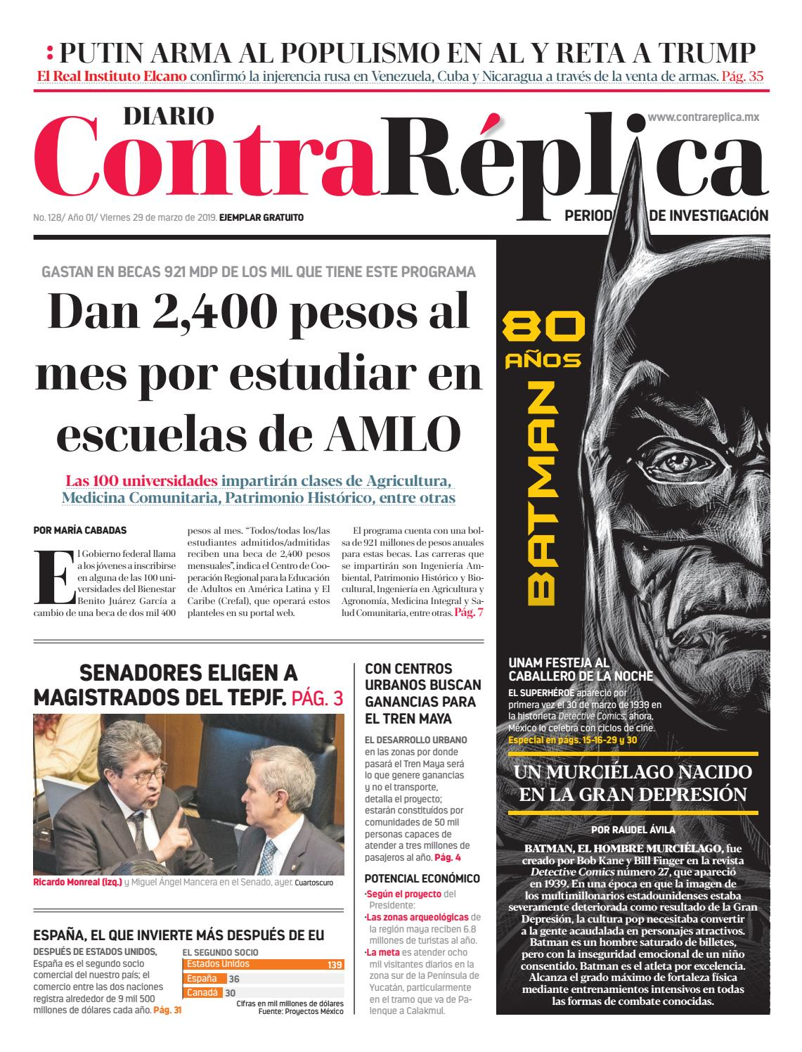 1d7afb20c Contra Réplica by Contra Réplica - issuu