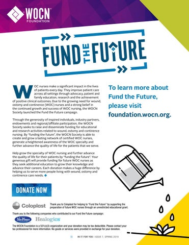 Page 11 of Fund the Future of WOC Nursing