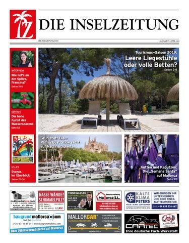 b8b76d6f05c253 Die Inselzeitung Mallorca April 2019 by Die Inselzeitung Mallorca ...