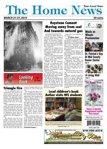 The Home News March 21 by Innovative Designs & Publishing