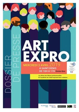 Art Expro 2019 Dossier De Presse By Academie De Creteil Issuu