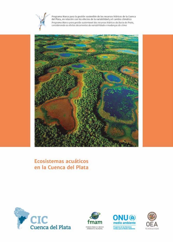 Ecosistemas Acuáticos En La Cuenca Del Plata By Cic Cuenca