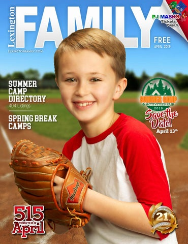 b3b14144e Lexington Family Magazine April 2019 by Lexington Family Magazine ...