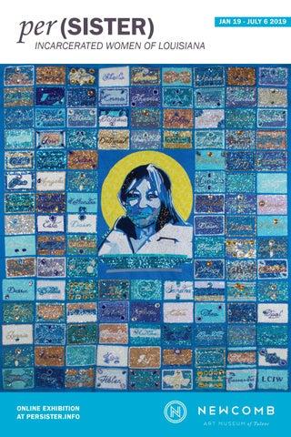 Per(Sister): Incarcerated Women of Louisiana by Newcomb Art