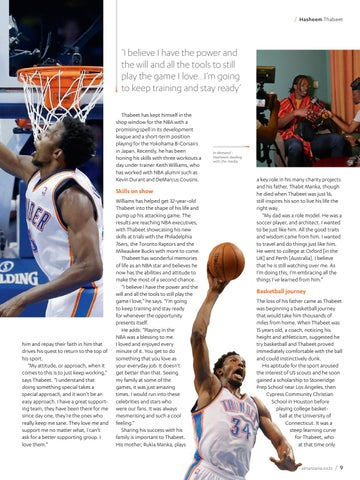 Page 11 of Hasheem Thabeet