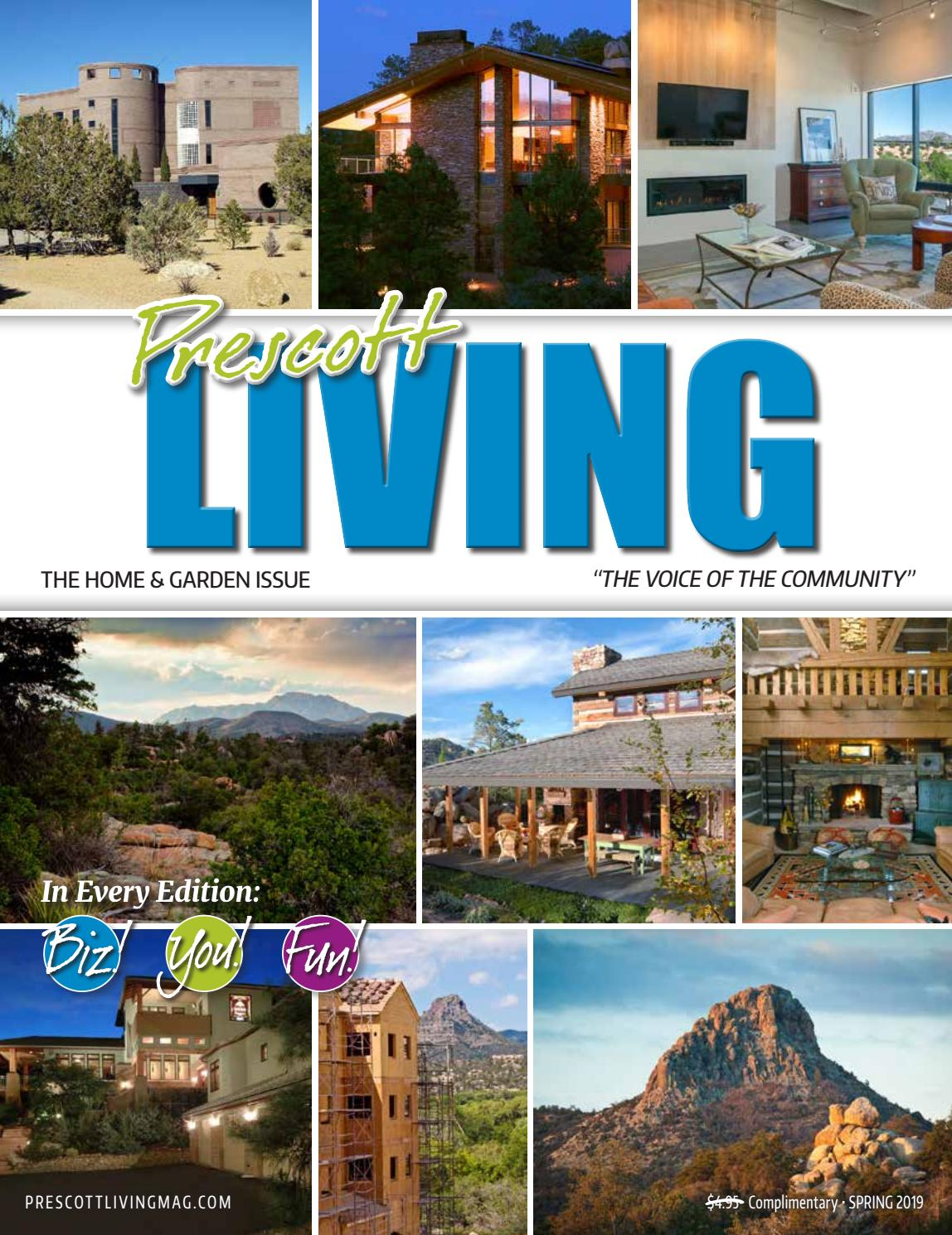 low cost c9d66 9ec2c Prescott LIVING Magazine by ROX Media Group - issuu
