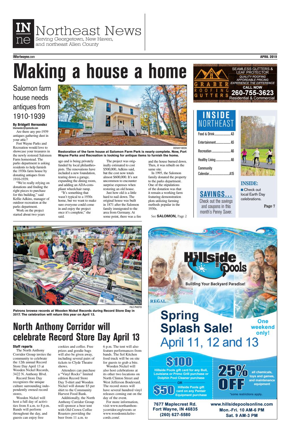 IN|Northeast News April 2019 by KPC Media Group - issuu