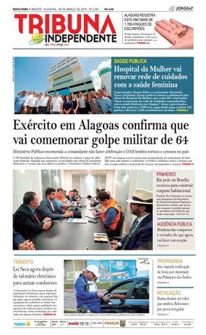 0cf0570a8 Edição número 3361 – 29 de março de 2019 by Tribuna Hoje - issuu