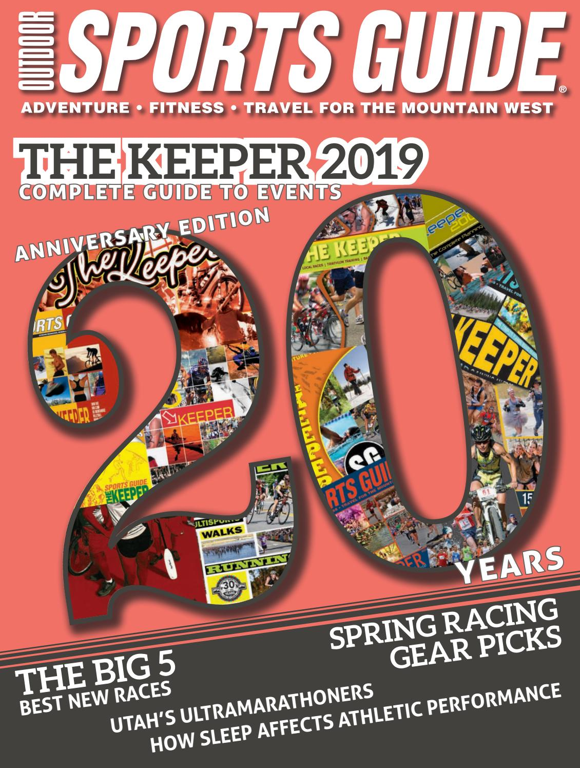 The Keeper 2019 By Outdoor Sports Guide Issuu