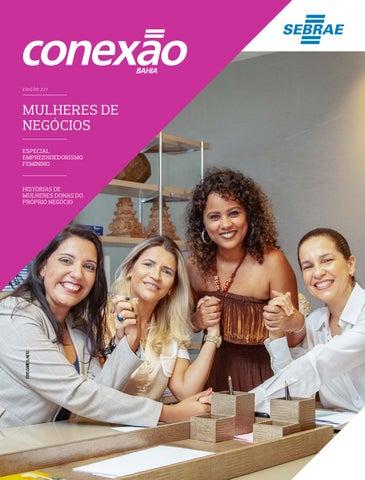 e1f0b96f6 Revista Conexão Bahia 221 by Sebrae Bahia - issuu