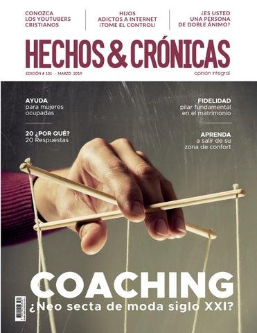 Hechos & Crónicas Edic  101 - Marzo 19 by Revista Hechos