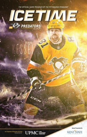 f31054712c3 IceTime - Game 38 vs. Nashville Predators 03.29.19 by Pittsburgh ...