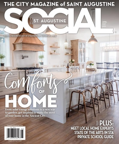 7a88de6fcb St. Augustine Social - Apr/May 2019 by Occasions Media Group - issuu