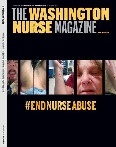Washington Nurse - Winter 2019 by WSNA - issuu