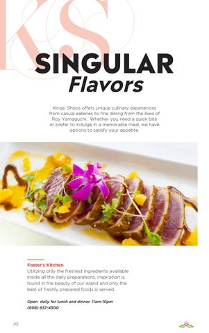 Page 22 of Singular Flavors of Kings' Shops
