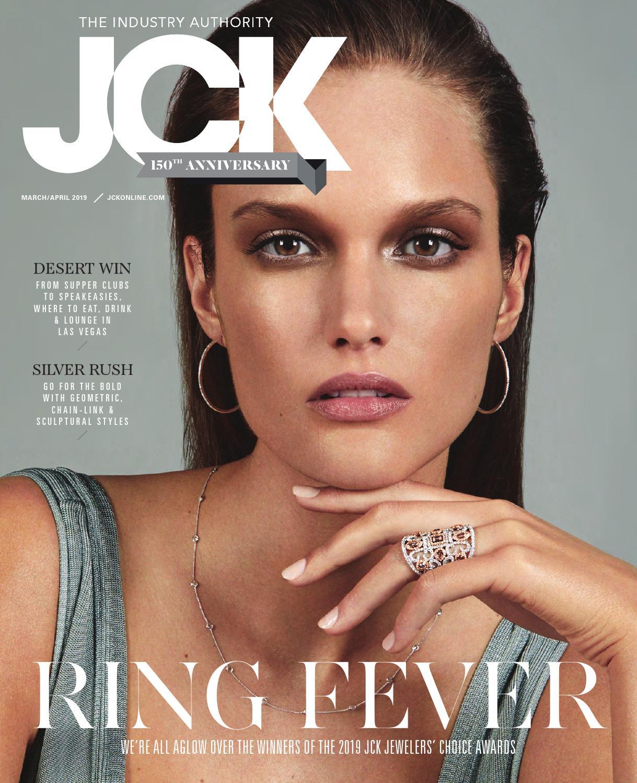 bcc3213bdb6b5 JCK 2019 March/April Issue by JCK Magazine - issuu