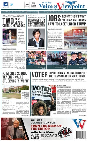 Vol  59 No  #12 March 21, 2019 by SD Voice & Viewpoint - issuu
