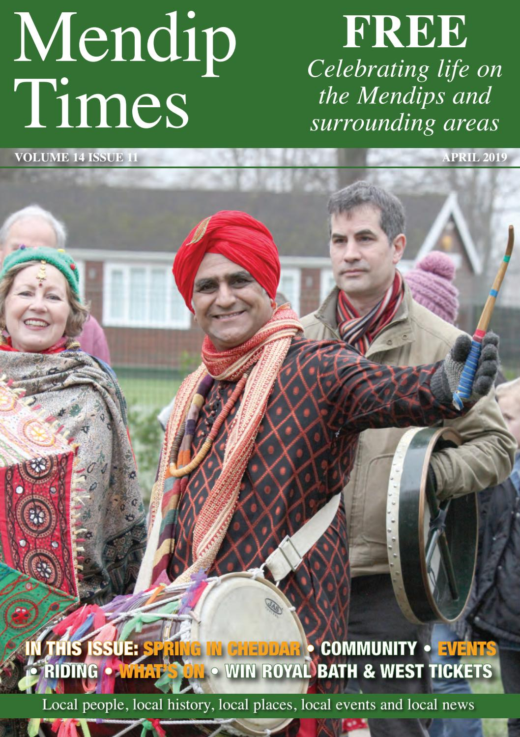Issue 11 - Volume 14 - Mendip Times by Media Fabrica - issuu