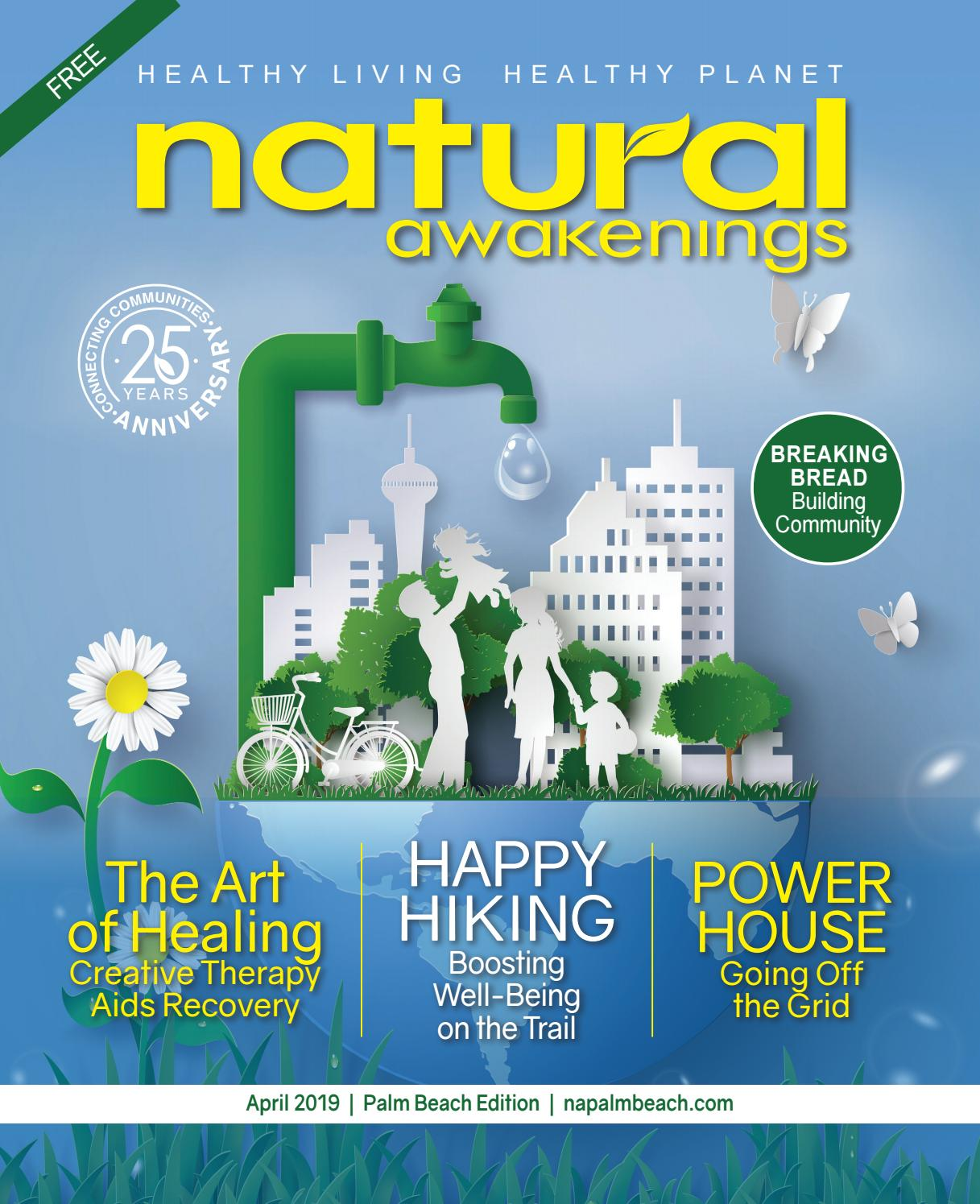 Natural Awakenings Palm Beach Edition by Natural Awakenings Palm
