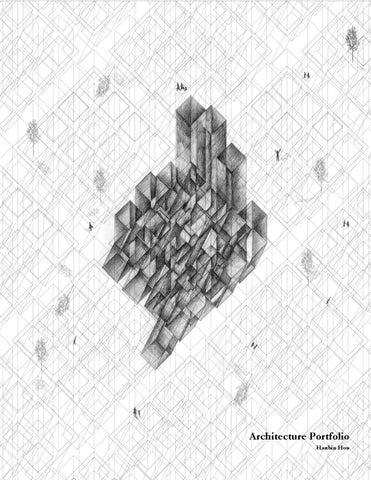 Hanbin's Architecture portfolio 2019 by HanbinHou - issuu