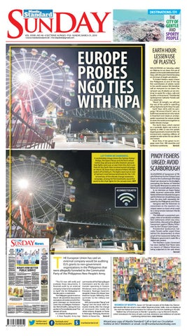 Manila Standard - 2019 March 31 - Sunday by Manila Standard - issuu