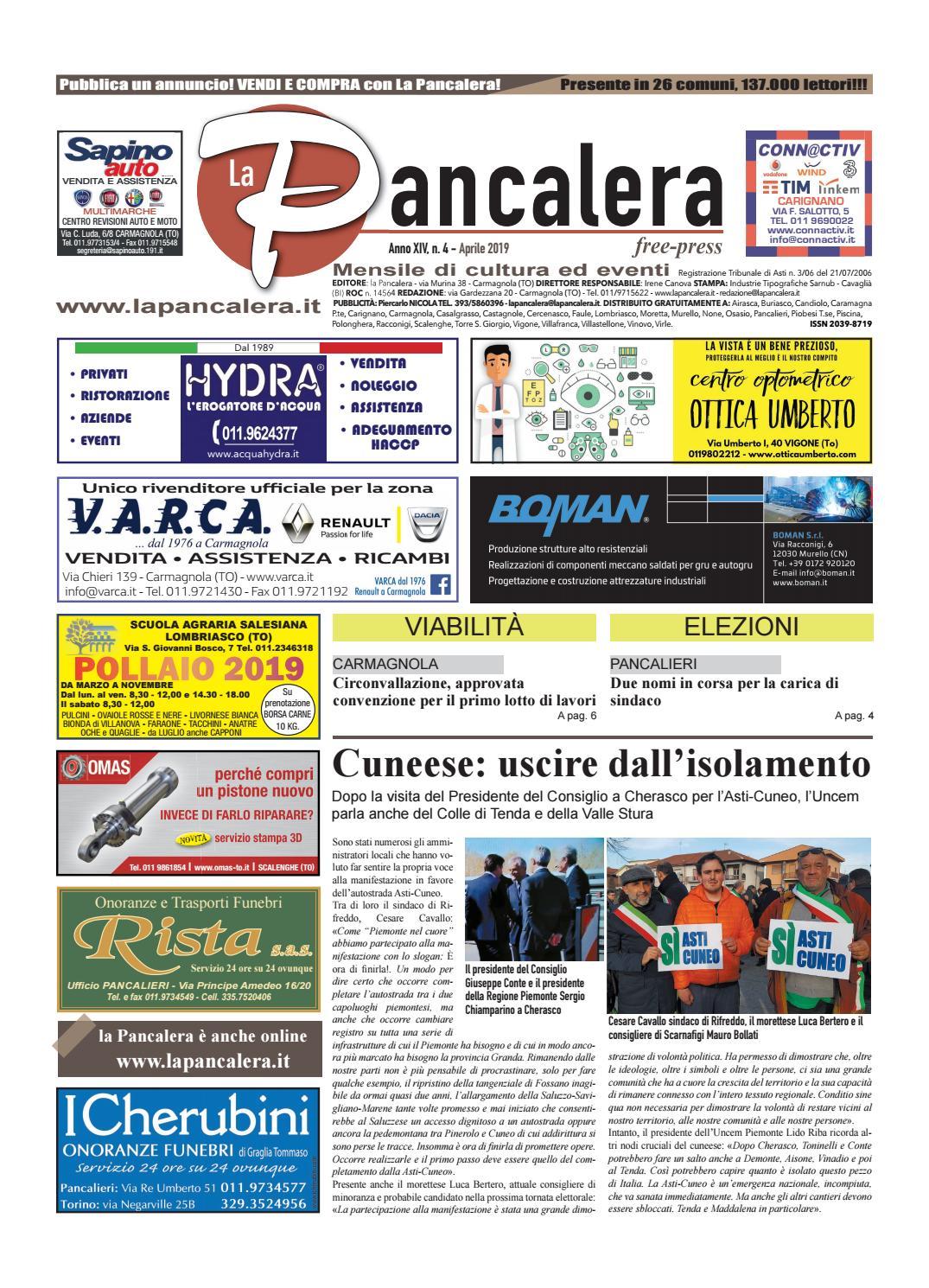 e36b2cfb27 la Pancalera aprile 2019 by la Pancalera - issuu