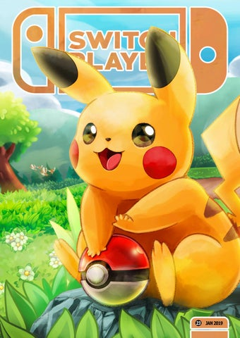 9afc8c202 Switch Player 23 (Pikachu) by Switch Player - issuu