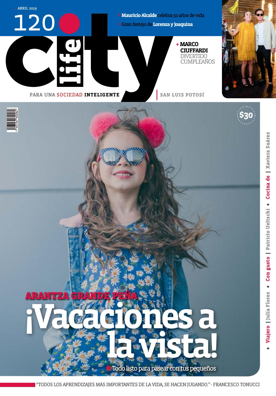 By Issuu Revista City 2019 Edición Luis San Abril 120 hBQrdxtCs