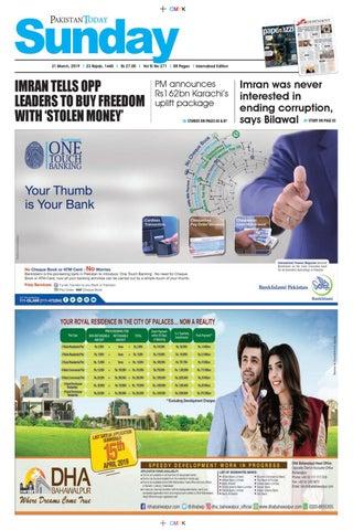 de46c80679 E-Paper PDF 31 March (ISB) by Pakistan Today - issuu