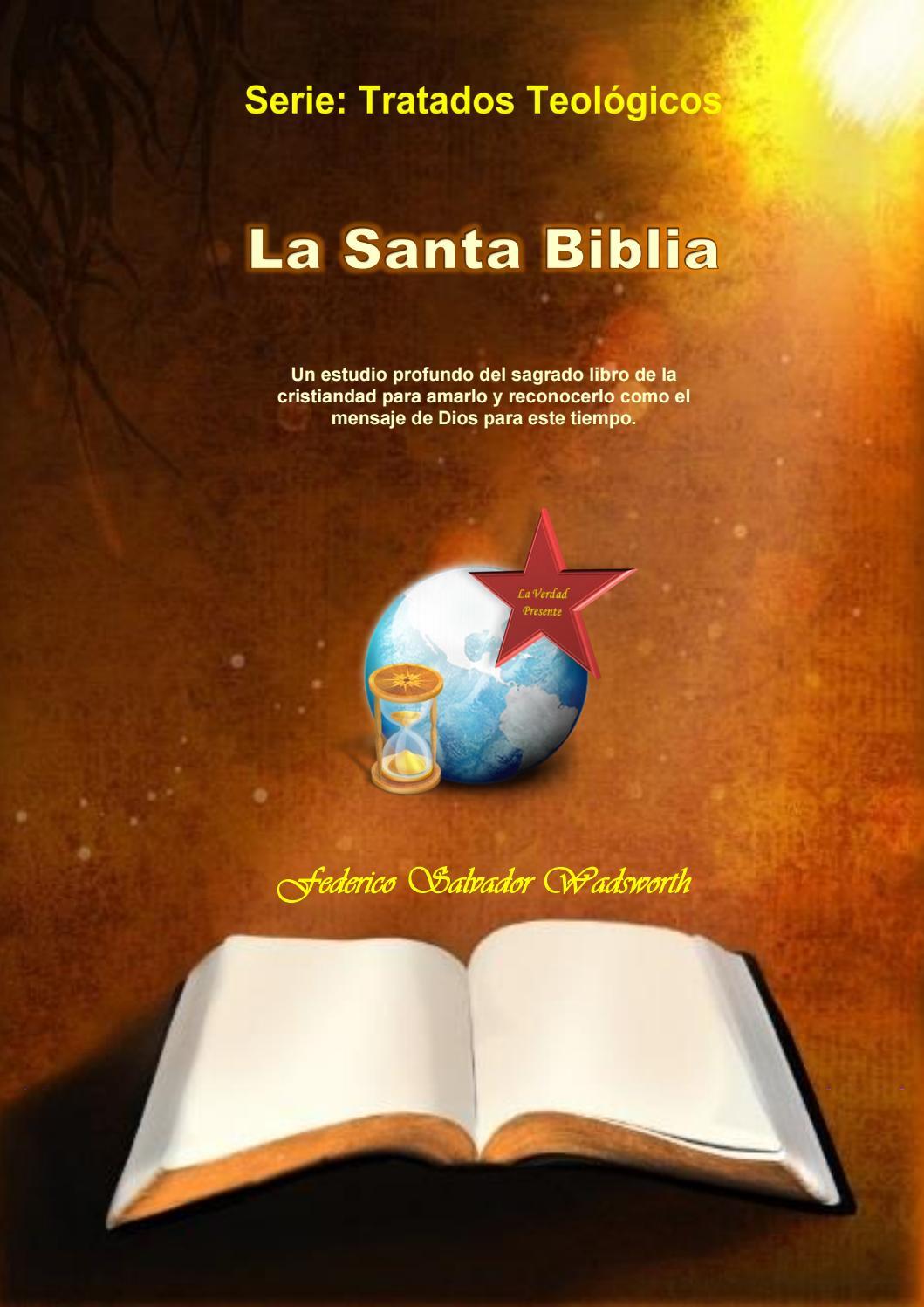 01 La Santa Biblia 15 03 08 by