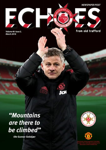 c07ccbdd Echoes from Old Trafford - March 2019. from Manchester United ...