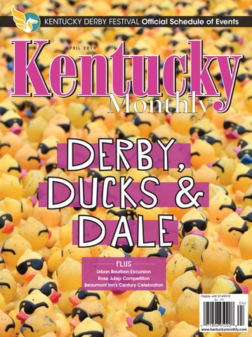 April 2019 | Kentucky Monthly Magazine by Kentucky Monthly