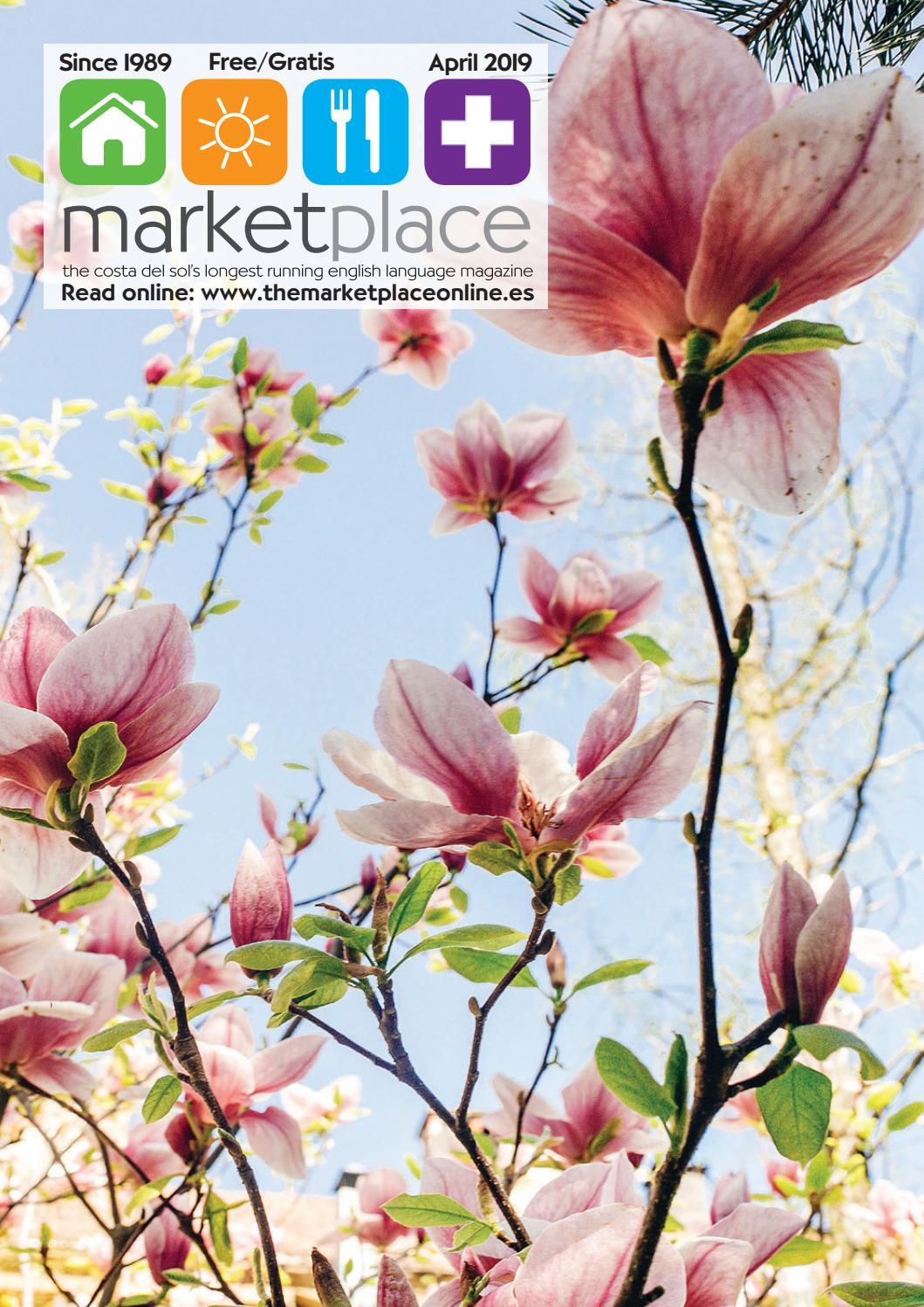 MARKET PLACE APRIL 2019 by Baker Pickard SL - issuu