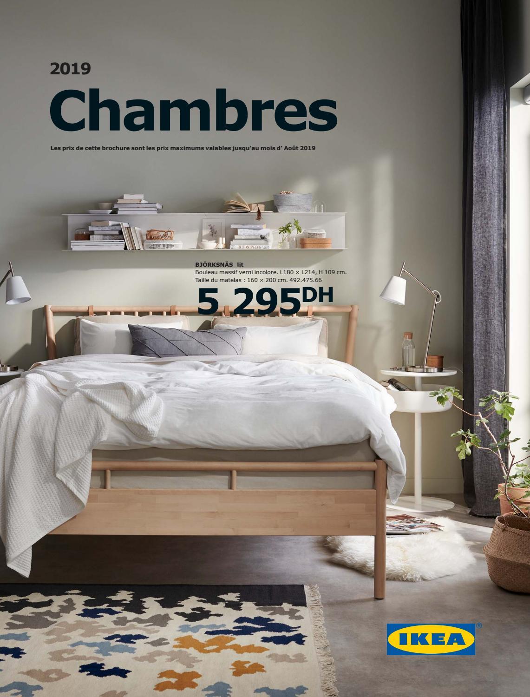Tete De Lit Ikea Bois ikea bedroom 2019lecatalogue - issuu