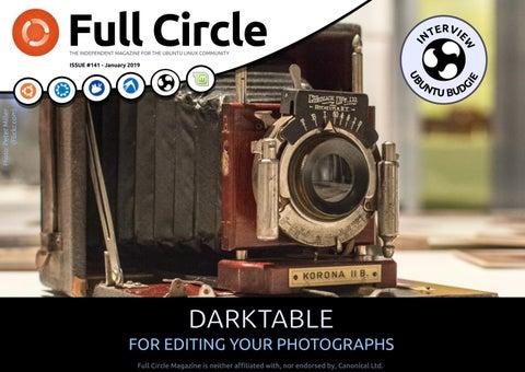 Full Circle Magazine #141 by Ronnie Tucker - issuu