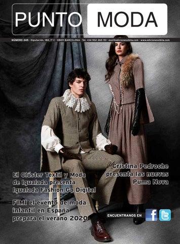 9983f49bd Revista PuntoModa 245