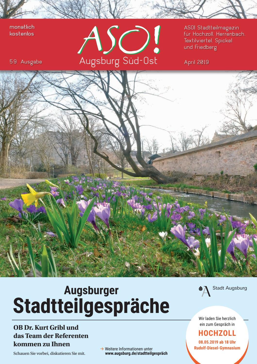 ASO! Augsburg Süd-Ost - April 2019 by Bernhard Steiert - issuu