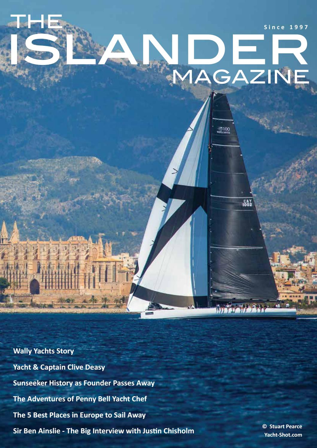 The Islander Magazine Updated - April 2019 by Simon Relph