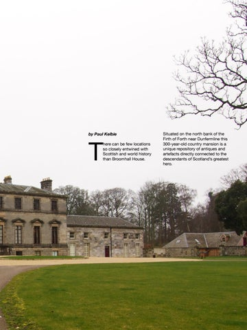 Page 11 of Broomhall House - home of The Bruce family