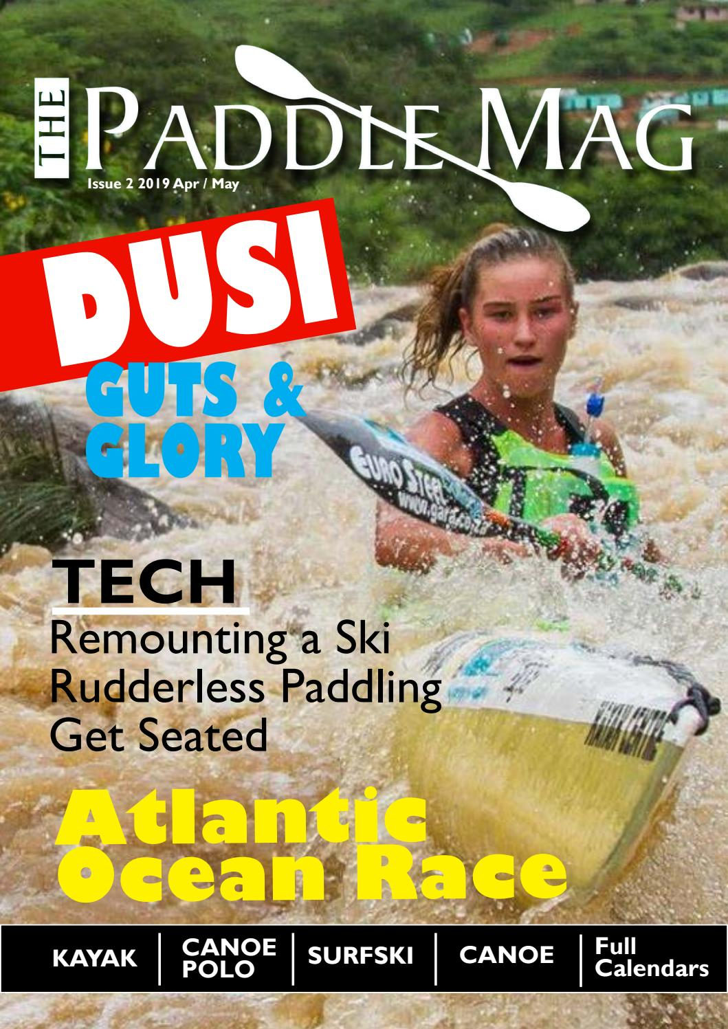 Paddle Mag 2 2019 April/May by The Paddle Mag - issuu